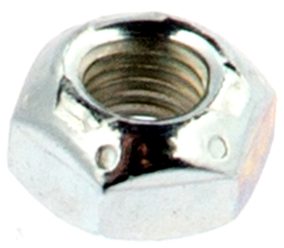Alcon Hex Nut - 0.25 UNF Self Locking, Steel