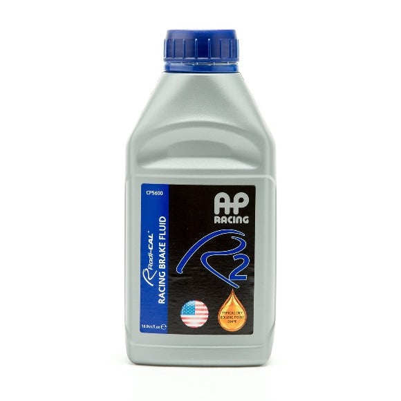 AP Super 600 Brake Fluid - 16.9 oz Bottle
