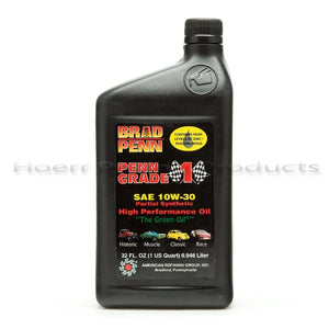 Brad Penn - Partially Synthetic SAE 10W-30 High Performance Oil