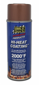 High Heat Wrap Coating