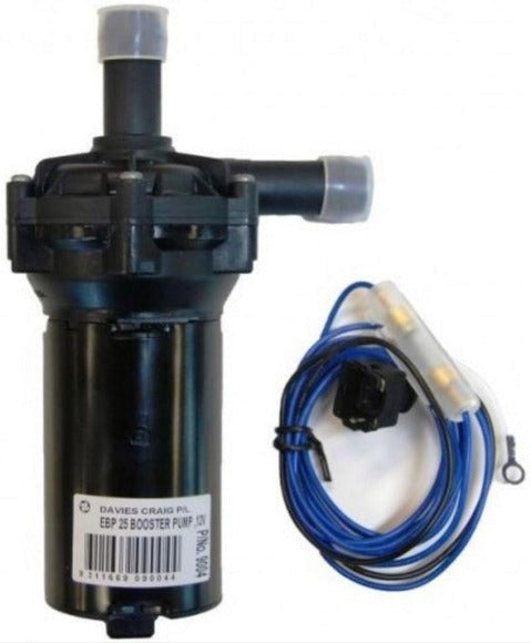 Davies Craig EBP25 and Wiring Loom (12V) Electric Booster Pump
