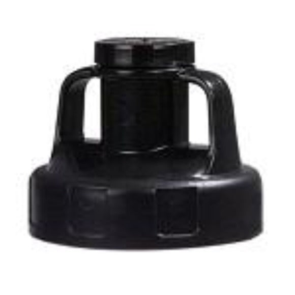 Oil Safe - Utility Lid - Black