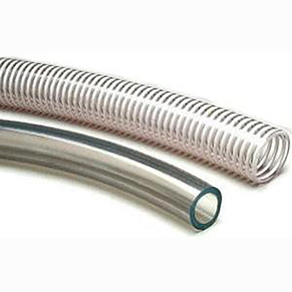 Fuel Safe Filler Hose w/ Wire Reinforcement