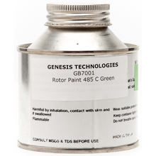 Load image into Gallery viewer, Genesis Technologies Rotor Paint - 250 ml. Can