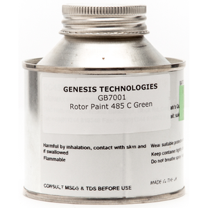 Genesis Technologies Rotor Paint - 250 ml. Can