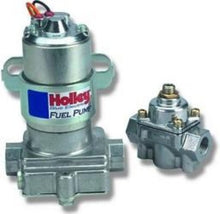 Load image into Gallery viewer, Holley Blue High Pressure Fuel Pump - (70GPH / 140GPH at 9PSI)