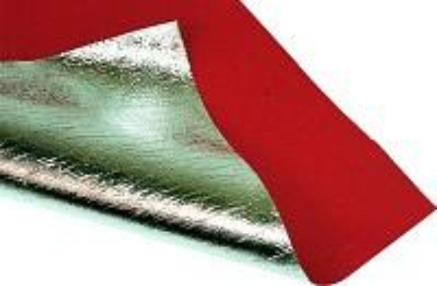 Aluminized Insulation Cloth- 58