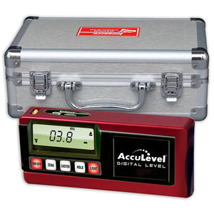 Longacre Digital Caster / Camber Gauge w/ Acculevel™