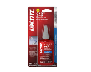 Loctite Threadlocker 243­™ - (6 ml tube / 36 ml bottle)