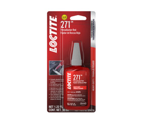 Loctite Threadlocker 271™ - (6 ml / 36 ml)