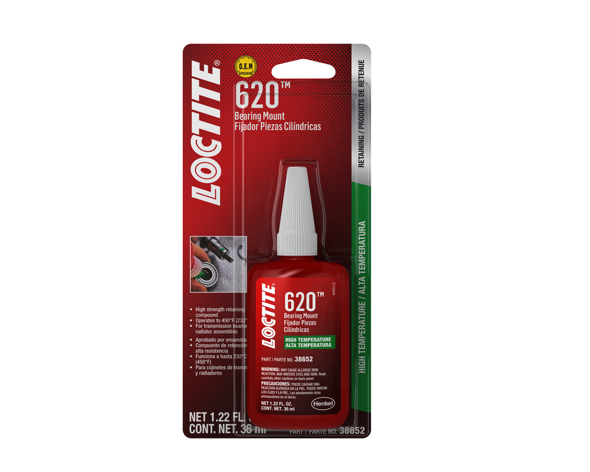Loctite Retaining Compound 620™ - (36 ml)