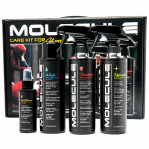 Molecule Complete Care Kit - (Wash, Refresher, Protector, Spot)