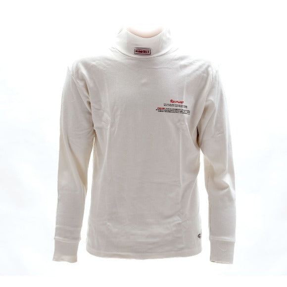 Pyrotect - Longsleeve, White Innerwear, 1 Layer - PYRO-4700XXX