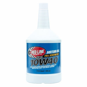 Red Line - 10W40 Motor Oil -quart