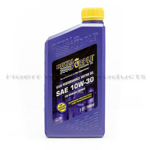 Royal Purple - Multi-Grade Motor Oil 10W30 SN Qt. Bottle*