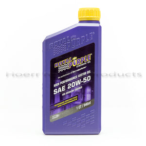 Royal Purple - Multi-Grade Motor Oil 20W50 SN Qt. Bottle*