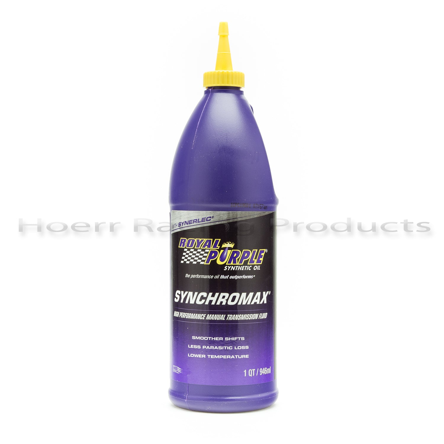 Royal Purple - Racing ATF Synchromax  Qt. Bottle*