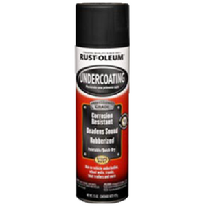 Rust-oleum Professional Undercoating - 15 oz. Spray Can