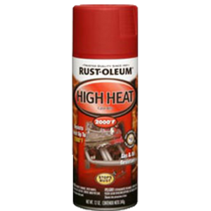Rust-oleum High Heat - 12 oz. Spray Cans