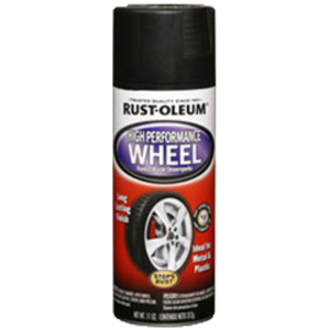 Rust-oleum High Performance Wheel - 11 oz. Spray Can