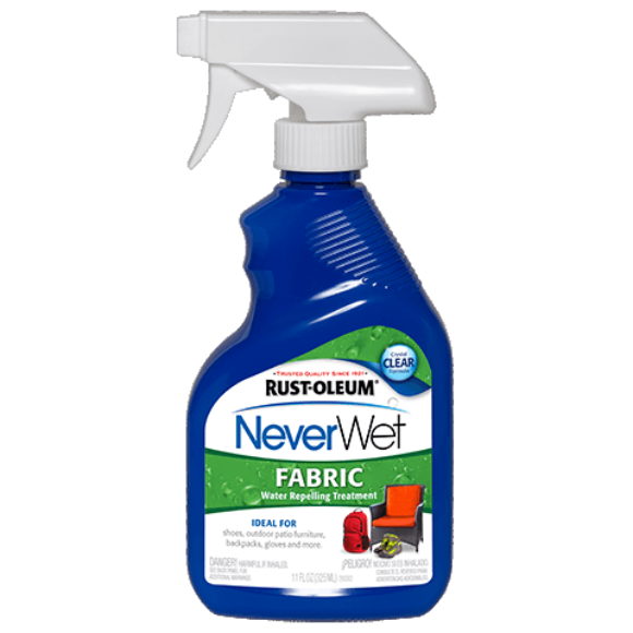Rust-oleum Fabric Water Repelling Treatment - 11 oz Spray Bottle