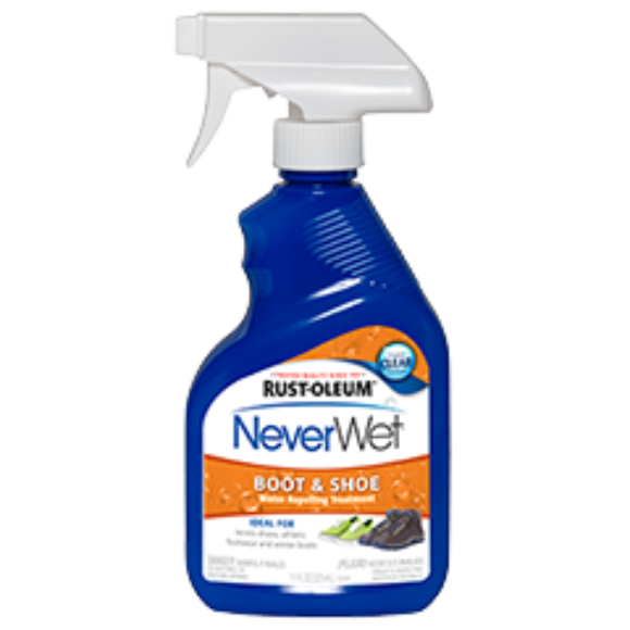 Rust-oleum Boot and Shoot Water Repelling Treatment - 11 oz. Spray Bottle