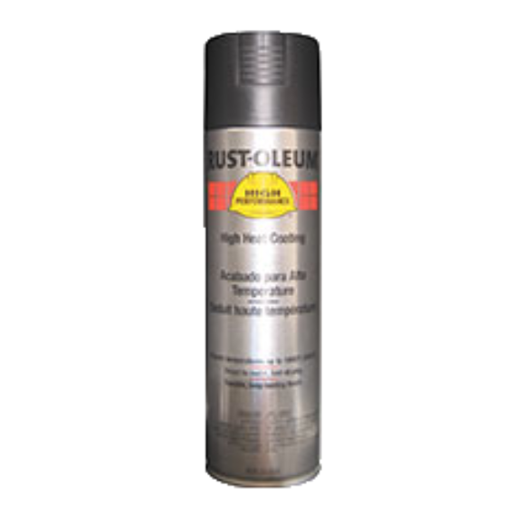 Rust-oleum V2100 System High Heat Spray Paint - 15 oz. Spray Can