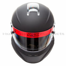 Load image into Gallery viewer, Roux - R-1 Fiberglass, Flat Black, Interior Color-Black, Shield: Clear