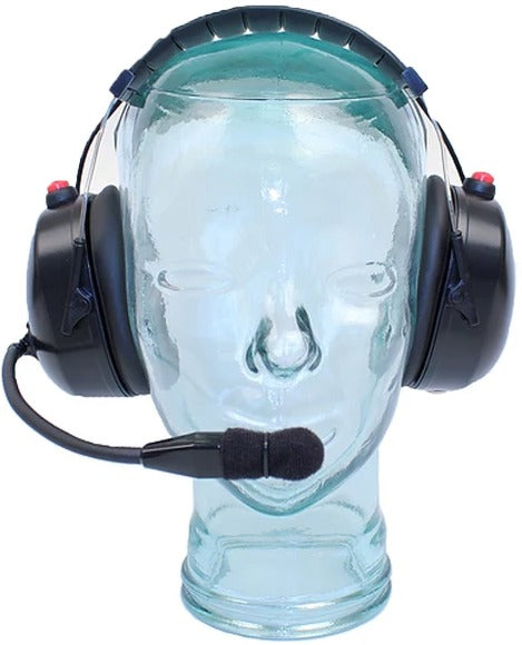 Speedcom Communications SCC102 Over-the-Head Single Radio Headset