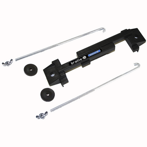 "Braille 6186 - Universal FRP Kit (6"" J-Hooks)"