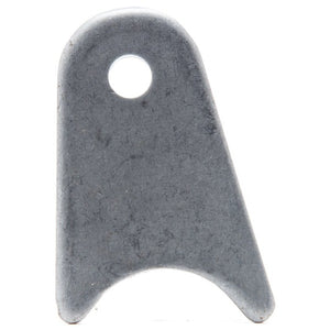 "Steel Chassis Tab - 3/16"" Steel, 3/8"" Hole"