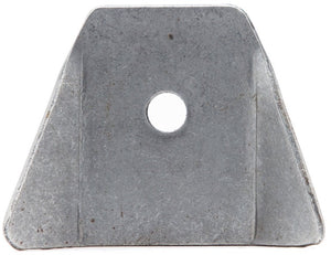 "Steel Body Tab - .085"" Steel, 1/4"" Hole"