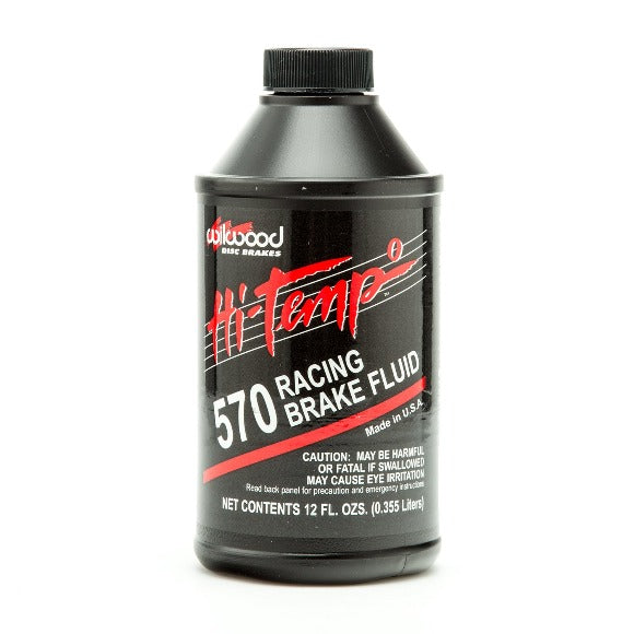 570 Brake Fluid -  12 oz Bottles