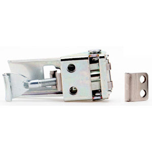 Protex Latch and Silver Strike Plate
