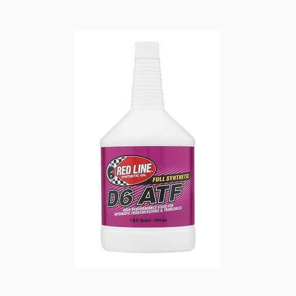 Red Line D6-ATF Automatic Transmission Fluids