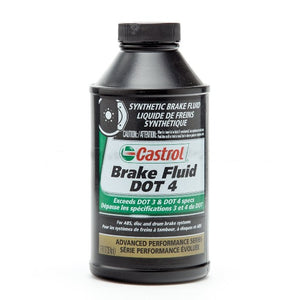 Castrol - Brake Fluid DOT 4 - 12 oz