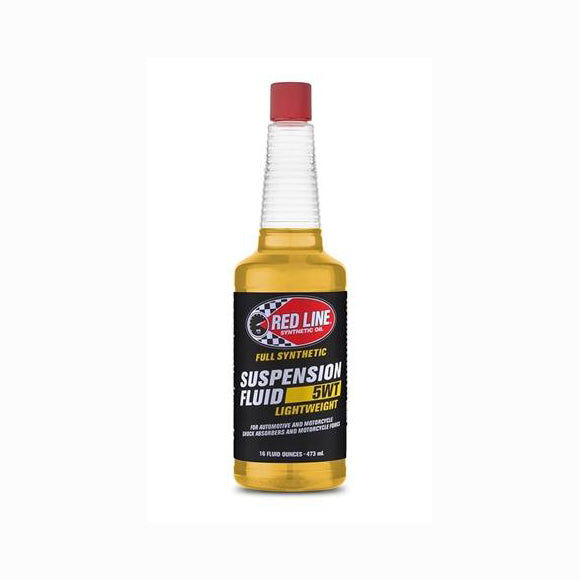 Red Line Lightweight 5wt. Suspension Fluid