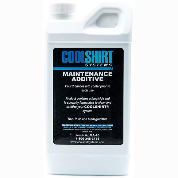 Coolshirt Maintenance Additive 16oz