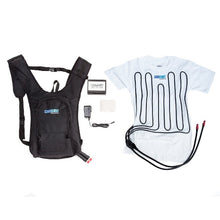 Load image into Gallery viewer, Coolshirt Backpack Cooler kit w/Shirt