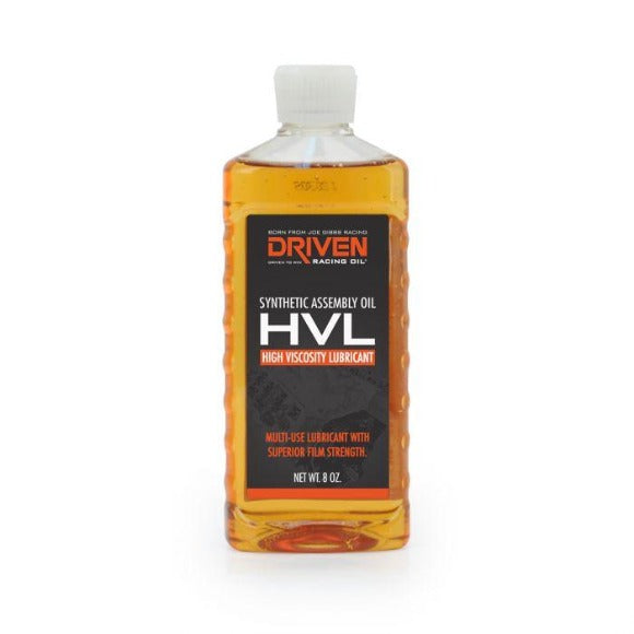 Driven HVL High Viscosity Lubricant (8oz)