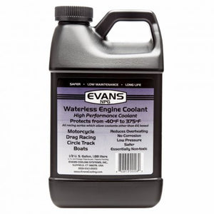 Evans NPG Waterless Engine Coolant