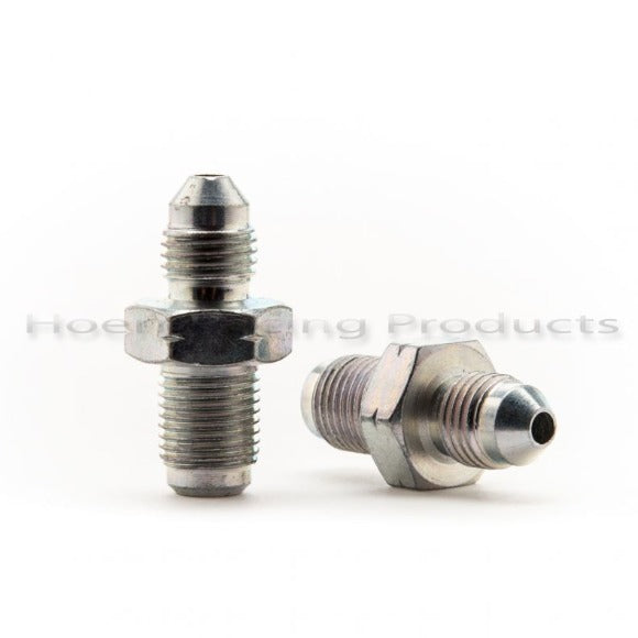 Male Flare to Metric Flare Brake Adapters