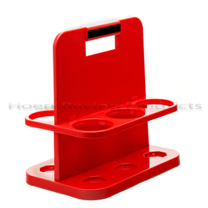 Oil Safe - Cartridge Caddy - GREASE SAFE - Red