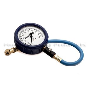 "Intercomp - 4"" Glow-in-the-Dark Air Gauge - 0-100PSI"