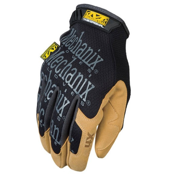 Mechnix Wear - Material4X Original, Gloves, Black/Tan
