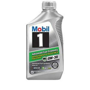 Mobil 1™ 0W-30 Advanced Fuel Economy