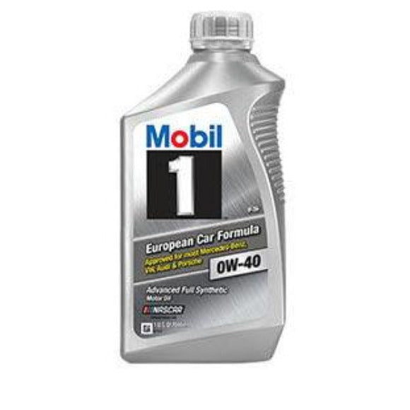 Mobil 1 0W-40 Synthetic Motor Oil