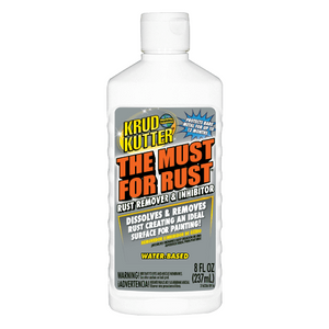 Krud Kutter Rust Remover and Inhibitor - (8 oz. - 1 gal.)