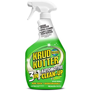 Krud Kutter 3-IN-1 Automotive Clean-Up - (32 oz.)