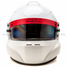 Load image into Gallery viewer, Roux R-1 Fiberglass Base Model,  Glossy White Helmet